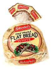 White Flat Bread