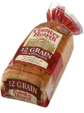 Country Hearth 12-Grain bread