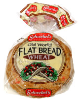 Wheat Flat Bread