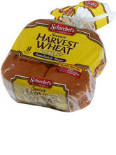Harvest Wheat Sandwhich Buns
