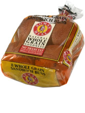 Whole Grain Sandwich Buns