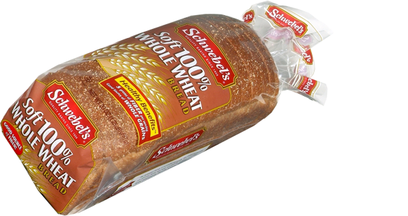 Schwebel's Soft 100% Whole Wheat - Freshly Baked Bread