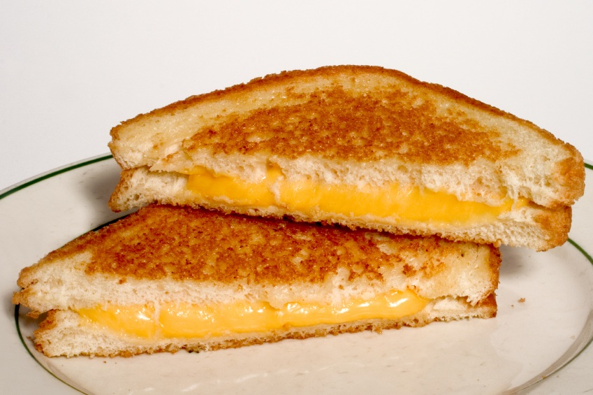 how to make a good toasted cheese sandwich